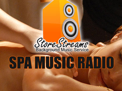 StoreStreams Spa Music